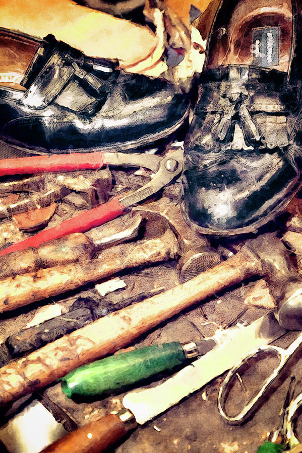 Shoes and Tools FX by Dan Carmichael