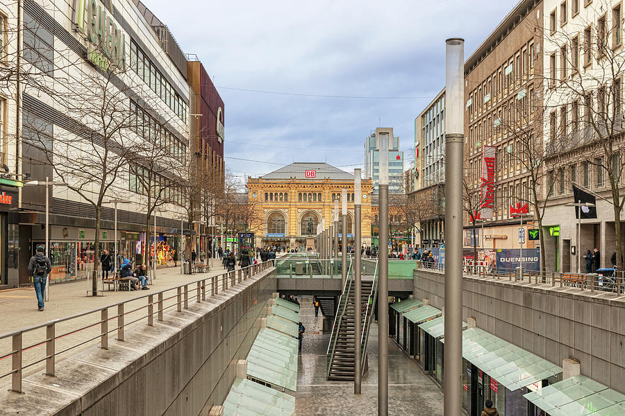 Hannover Shopping