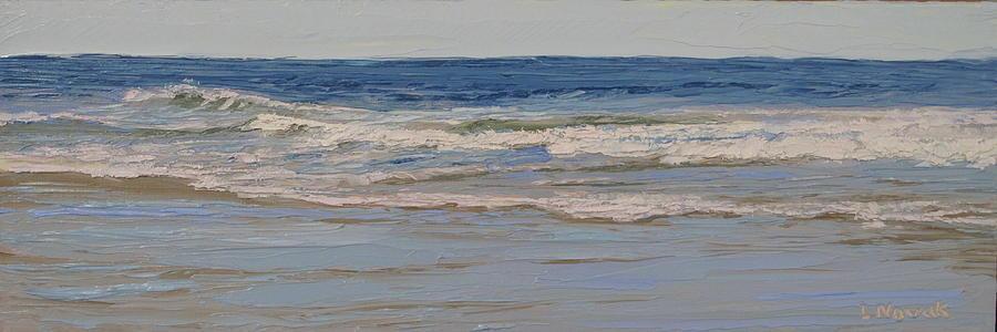 Shore Day by Lea Novak