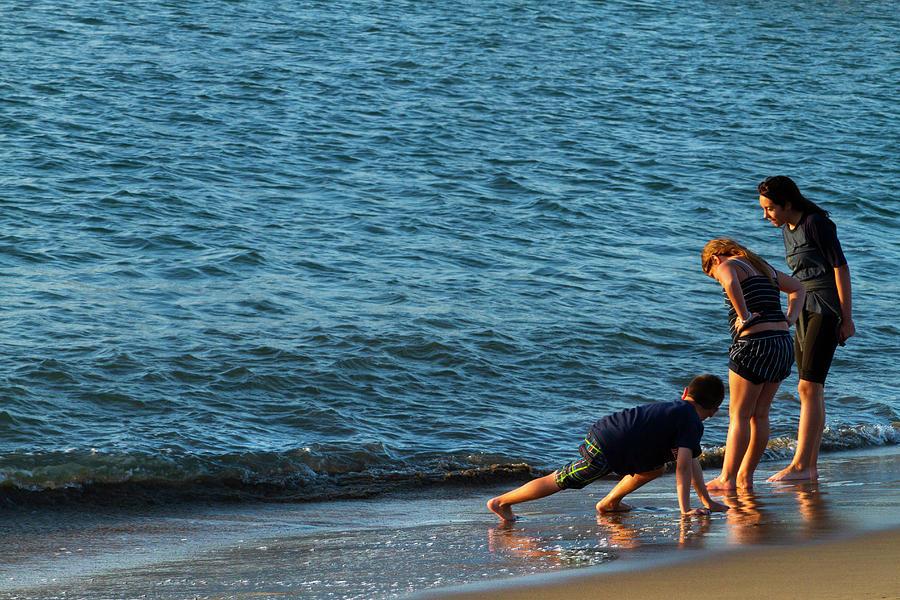 Shoreline Fun by Bonnie Follett