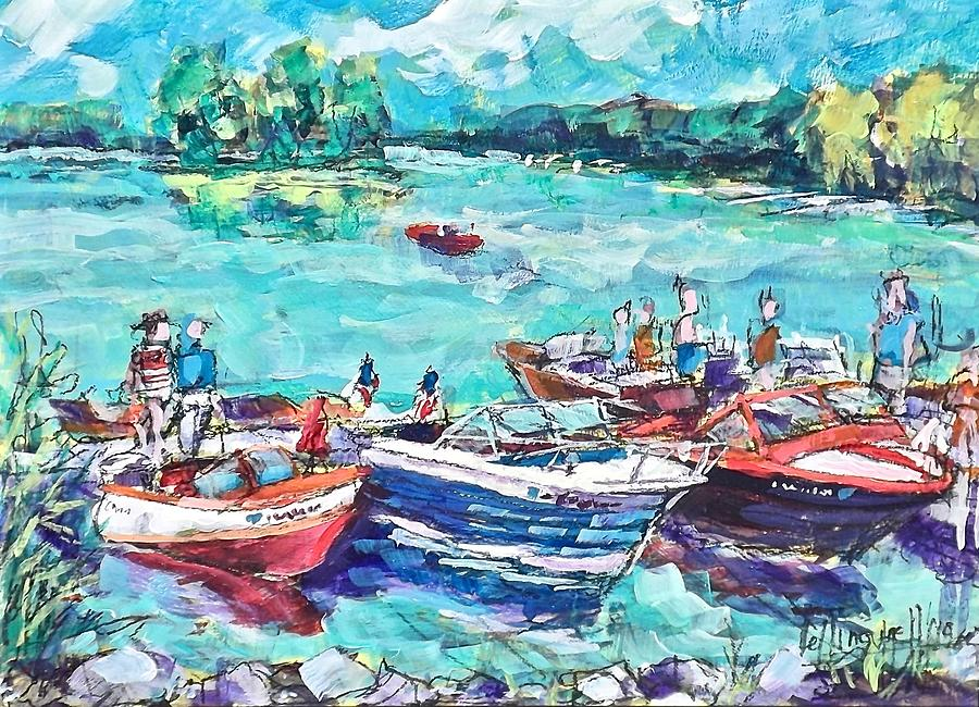 Show Boats by Les Leffingwell