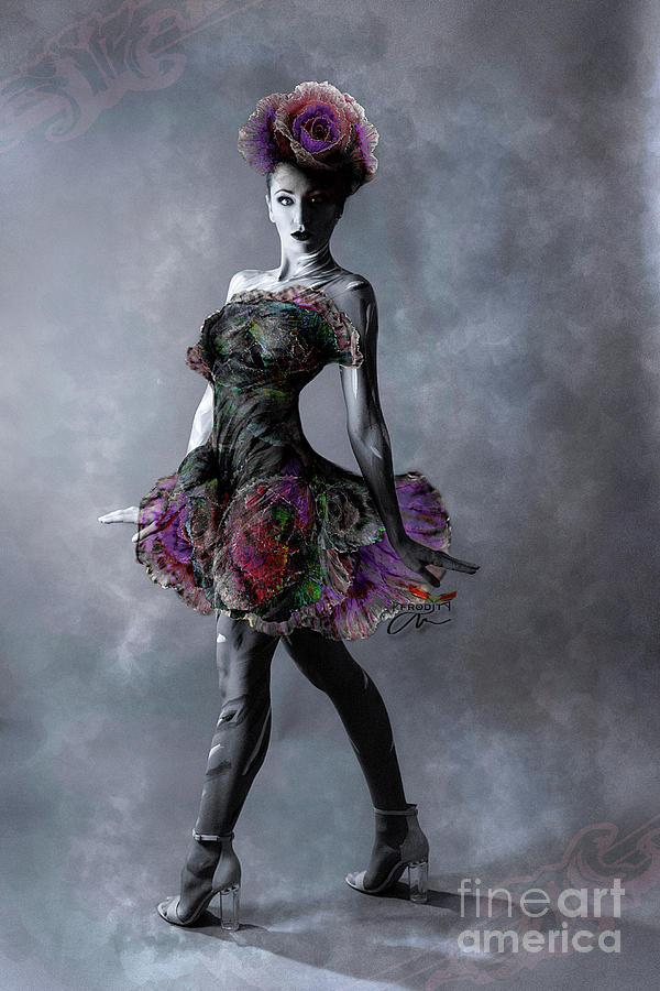 Show girl III by Afrodita Ellerman