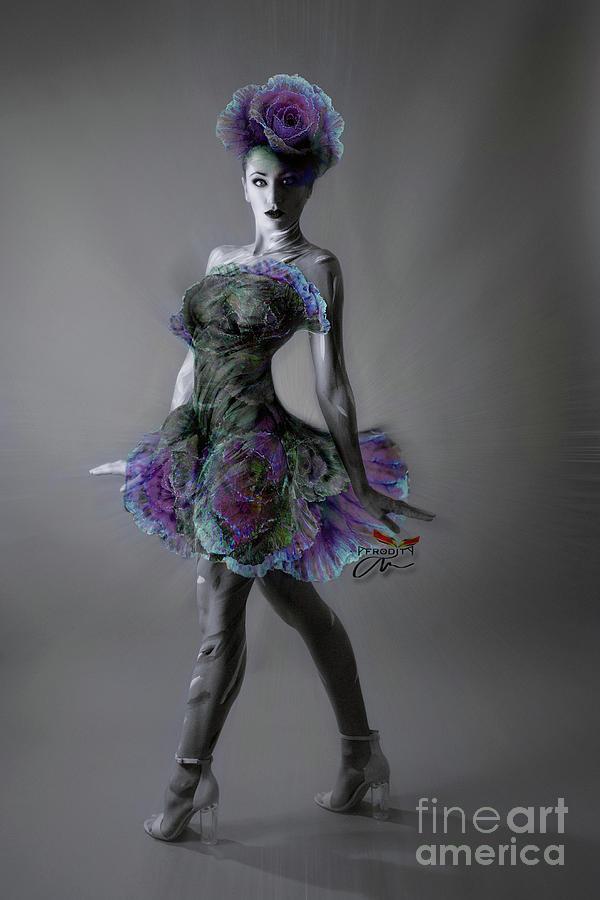 Show girl IV by Afrodita Ellerman