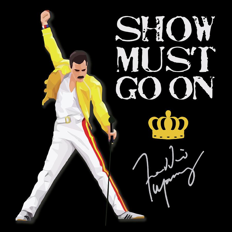 Queen Show Must Go On