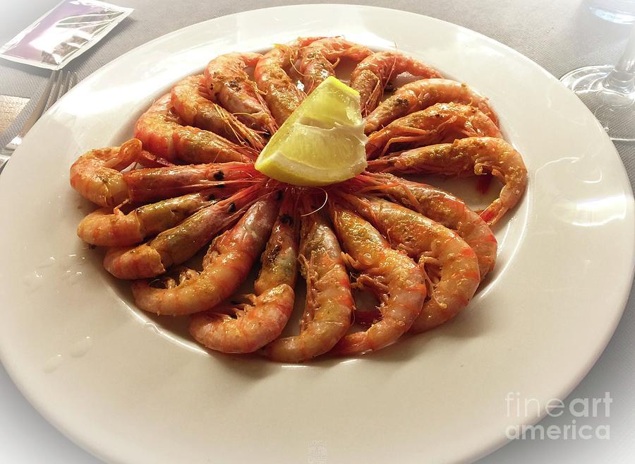 Shrimp Pinwheel by Dee Flouton