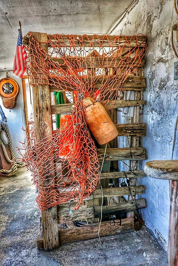 Shrimpboat stuff by Patricia Greer