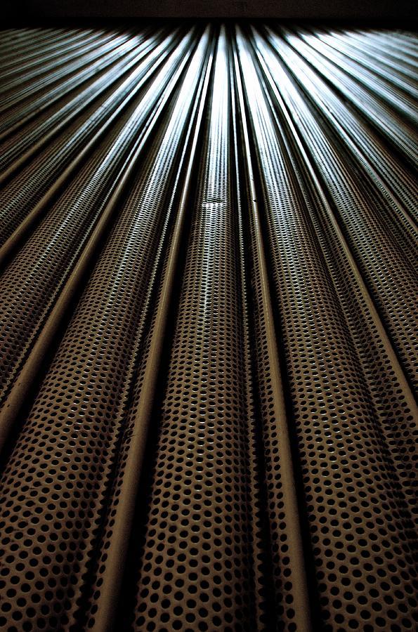 Shutter Light Photograph by Caroline Wadey
