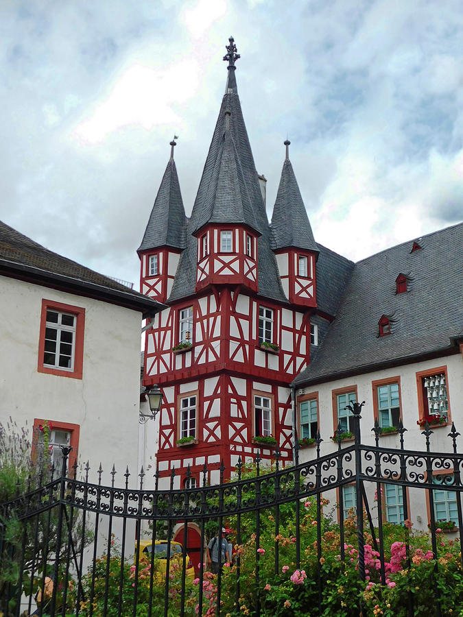 Siegfried's Mechanical Music Museum in Rudesheim by Emmy Marie Vickers