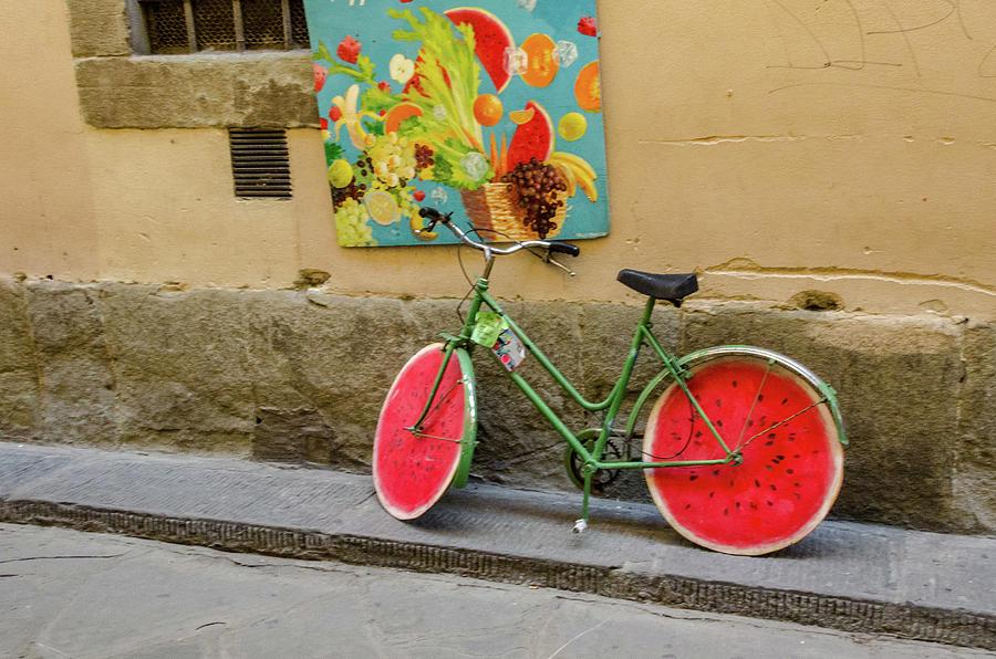 Siena Cycle by Douglas Wielfaert