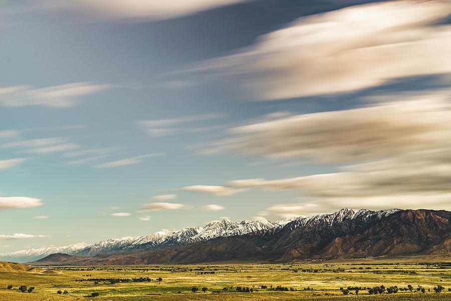 Sierra Nevada - long exposure by Mati Krimerman