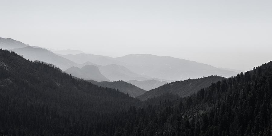 Sierra Overlook by Andy Romanoff