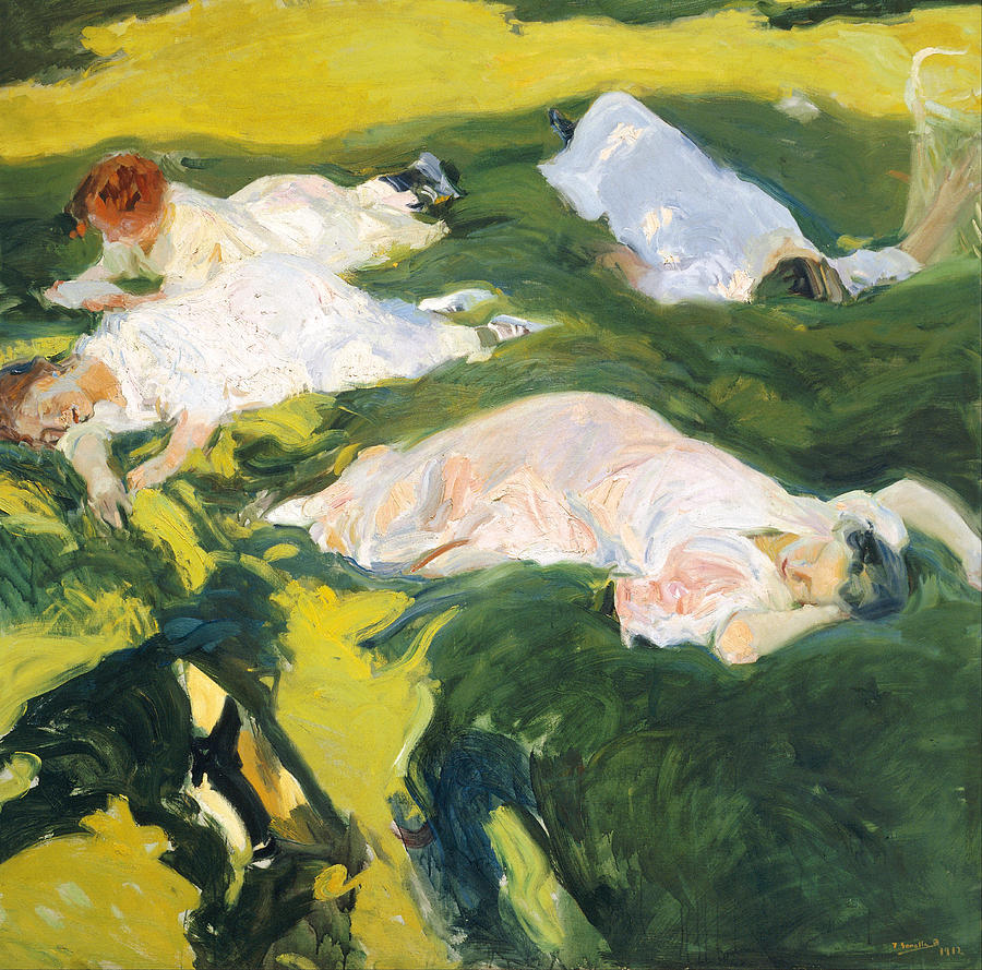 Joaquin Sorolla Spanish Impressionist 29 Art