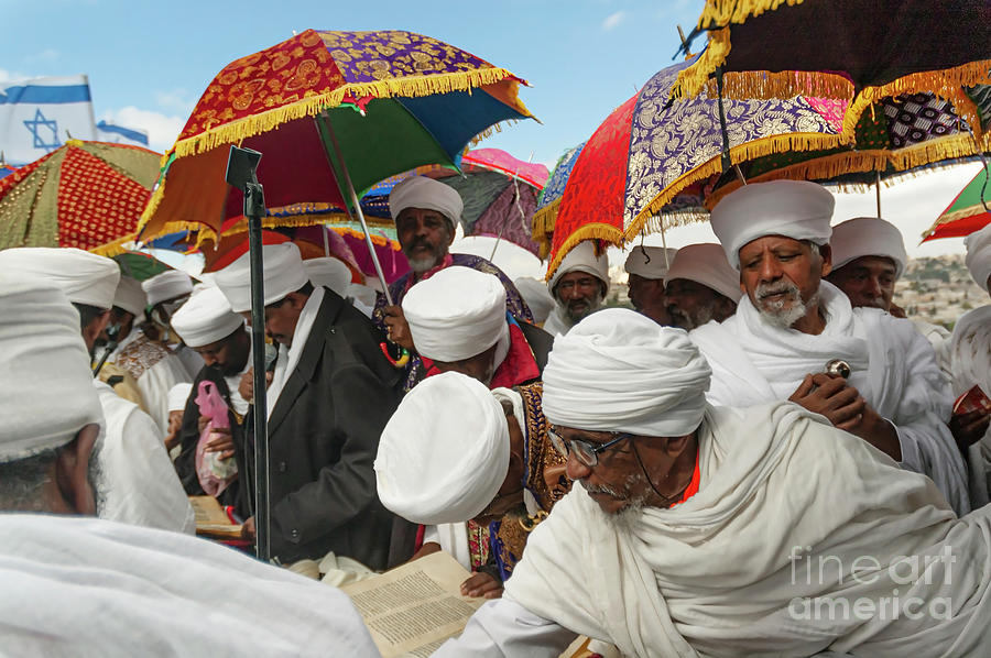 sigd holiday of ethiopian jews 20 by Benny Woodoo