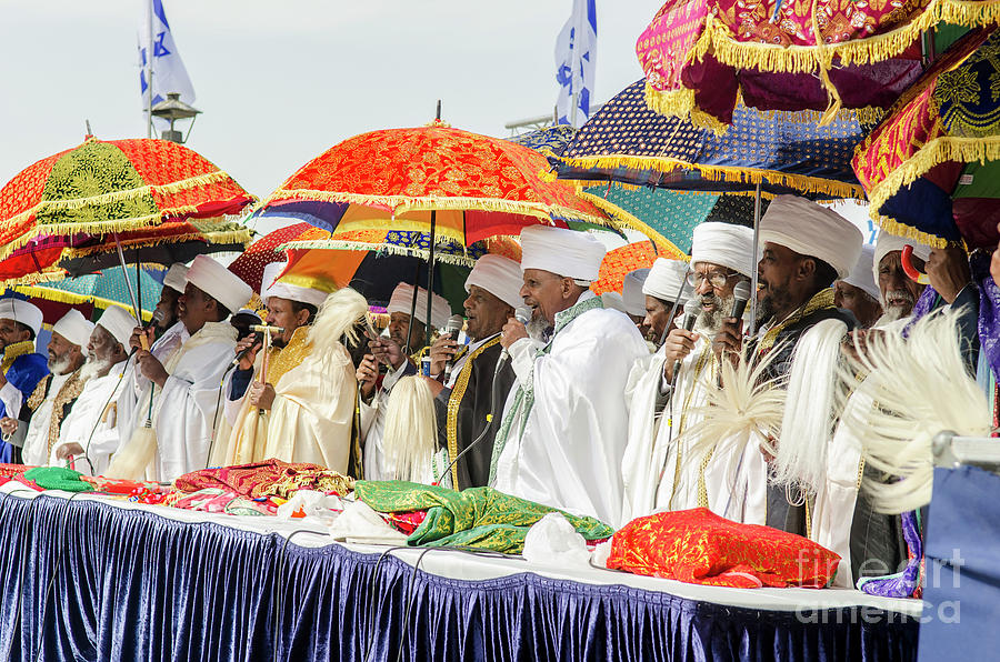 sigd holiday of ethiopian jews 21 by Benny Woodoo