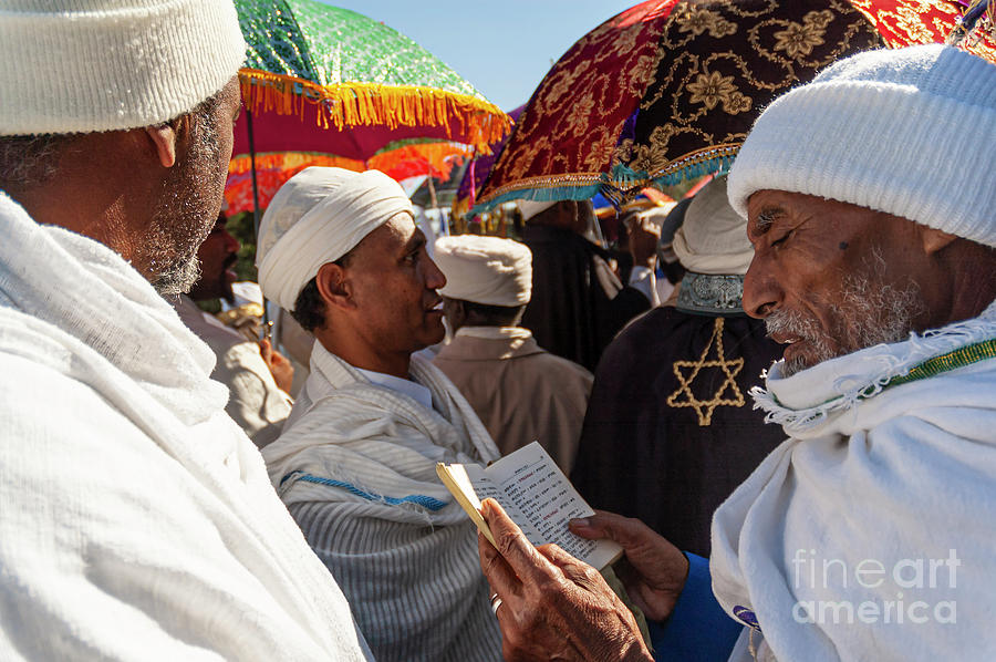 sigd holiday of ethiopian jews 27 by Benny Woodoo