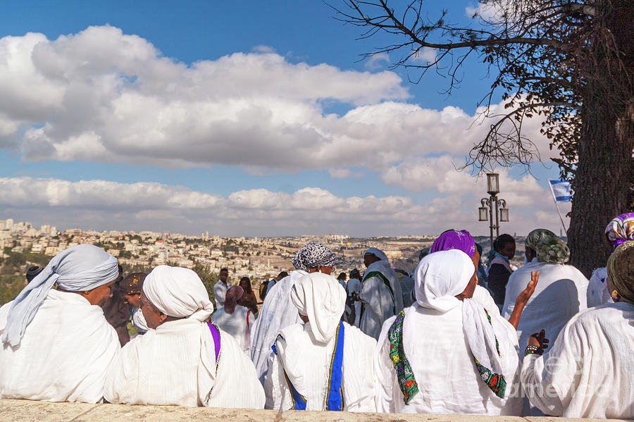 sigd holiday of ethiopian jews 5 by Benny Woodoo