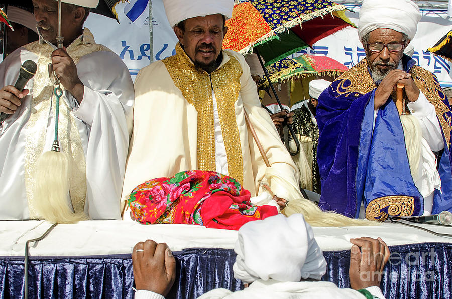 sigd holiday of ethiopian jews 6 by Benny Woodoo