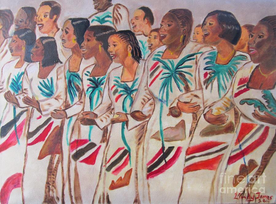 Signall Hill Tobago Alumni Choir by Jennylynd James