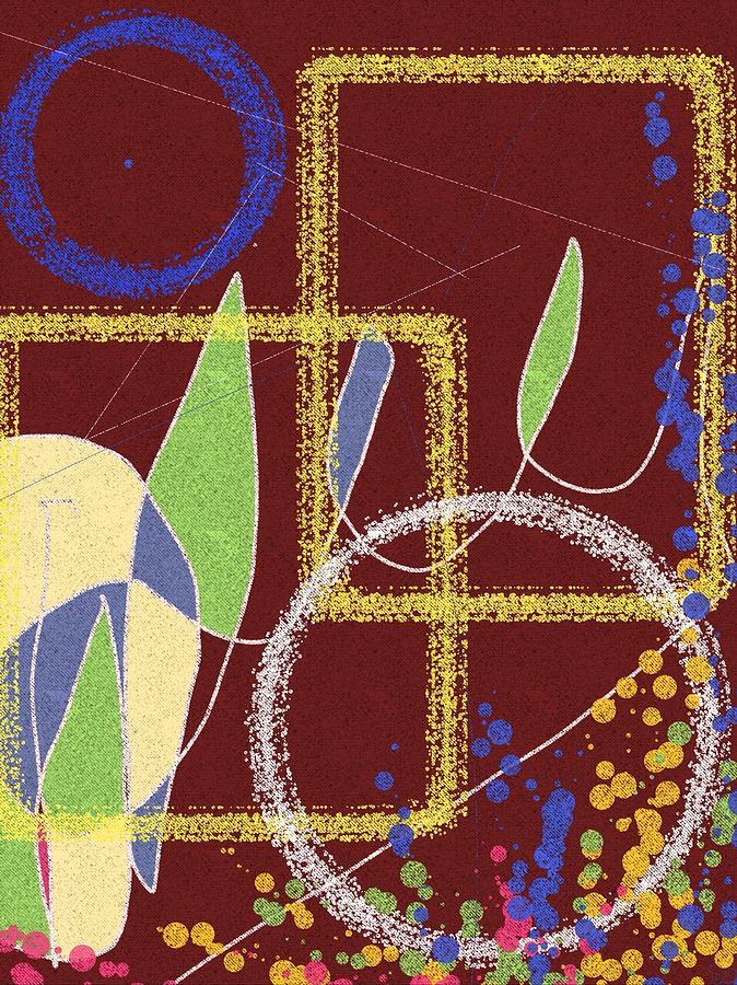 Digital Digital Art - Signature  by Olesya Sytnyk