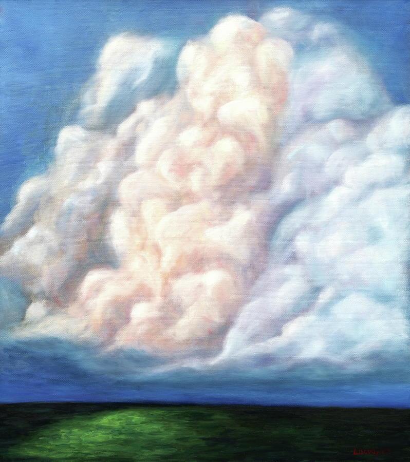 Silence. Colorful. Cloud series. by SurfArtTango Marina Lisovaya