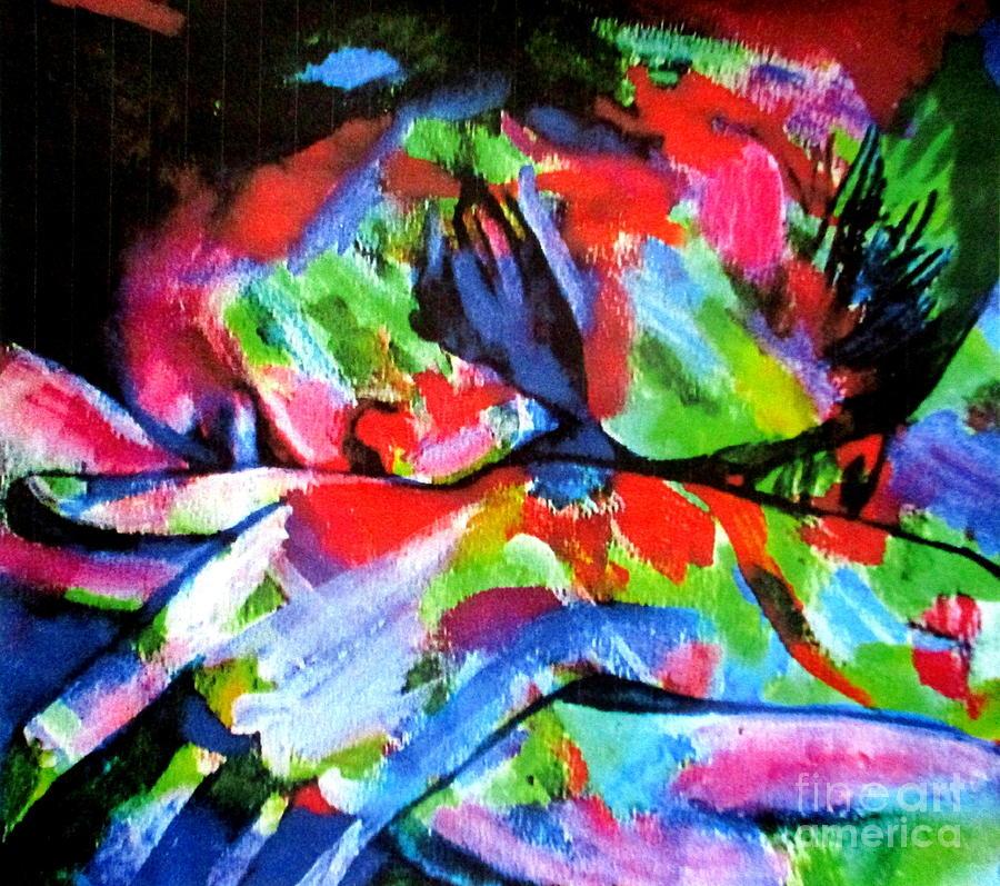Silent screams by Helena Wierzbicki