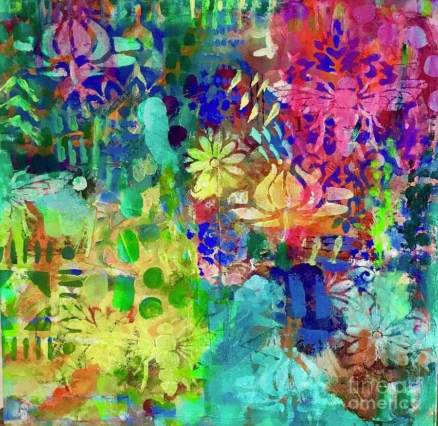 Silky dreams  by Corina Stupu Thomas