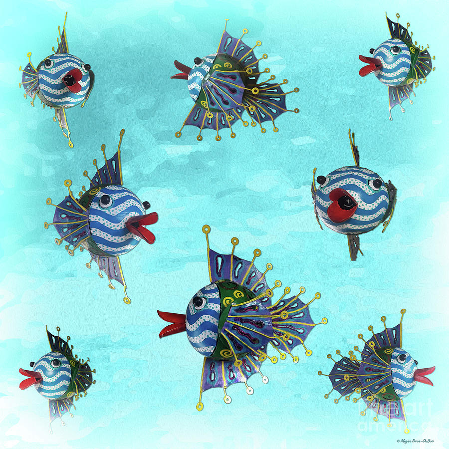 Silly Fishies by Megan Dirsa-DuBois