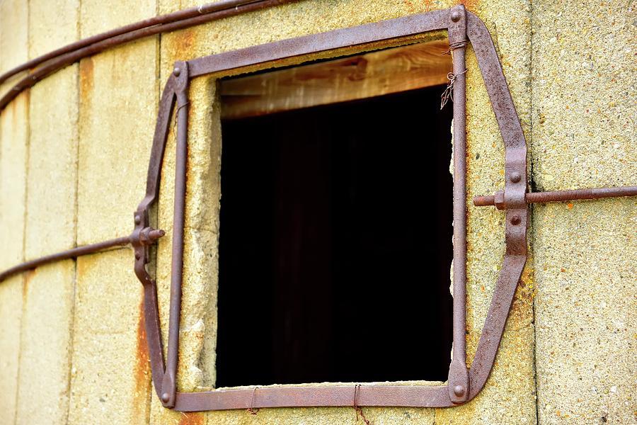 Silo Check Window by Jerry Sodorff