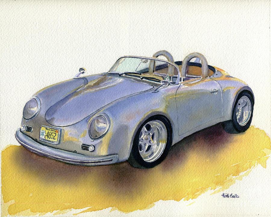 Silver 356 by Heidi Gallo