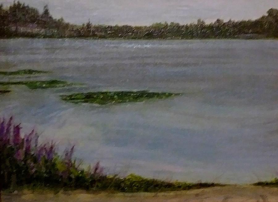 Silver Lake by J Reynolds Dail