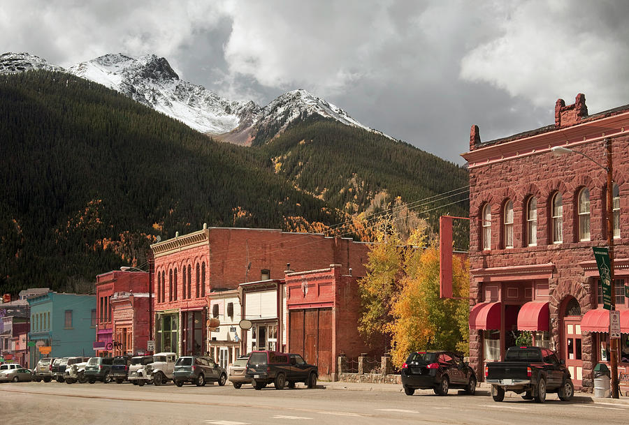 Silverton, Colorado Photograph by Missing35mm