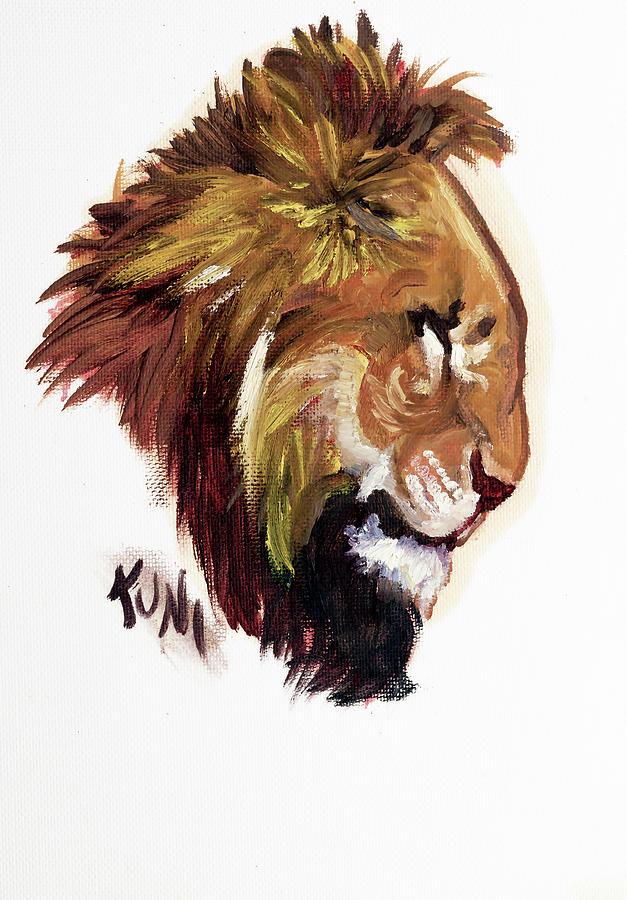 Simba by Karen Rispin