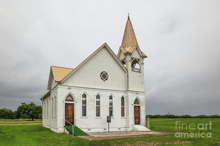 Simmons Community Church Photograph