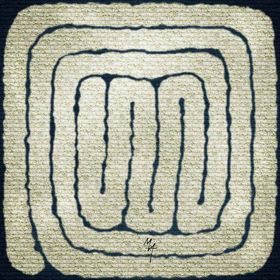 Simple Labyrinth by Attila Meszlenyi