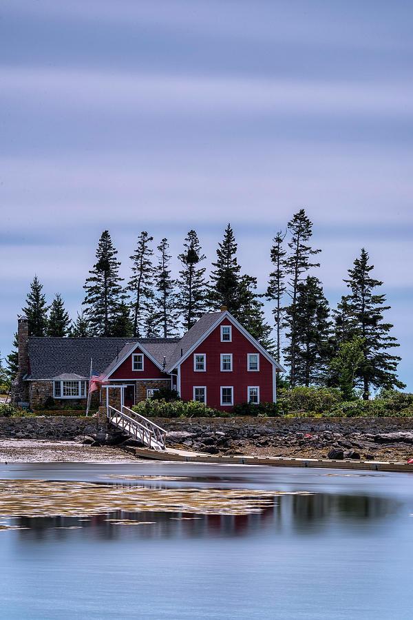 Simply Maine by Robert Fawcett
