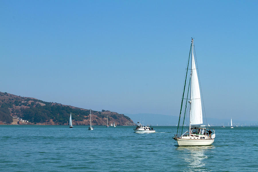 Simply Sailing by Bonnie Follett