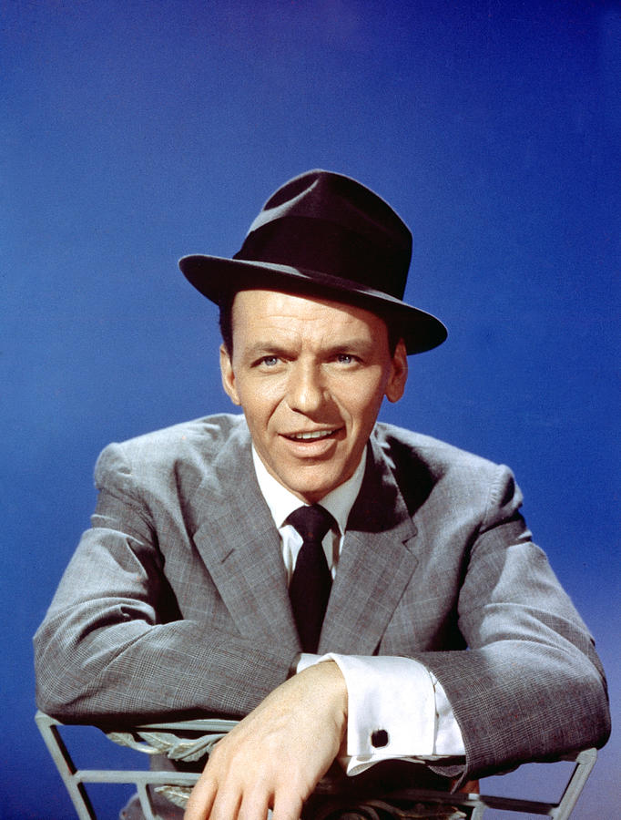 Sinatra Portrait In La Photograph by Michael Ochs Archives