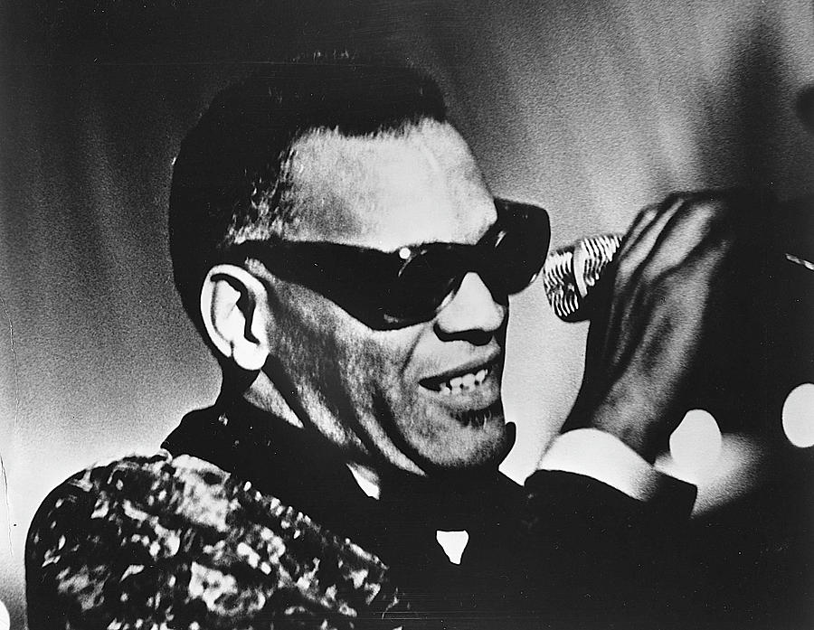 Singer Ray Charles Photograph by Afro Newspaper/gado