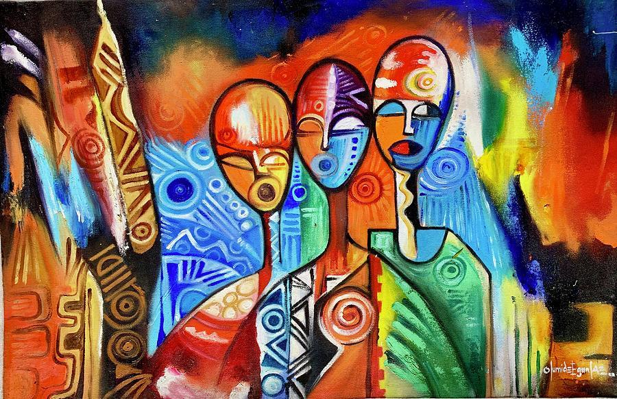 Singers by Olumide Egunlae