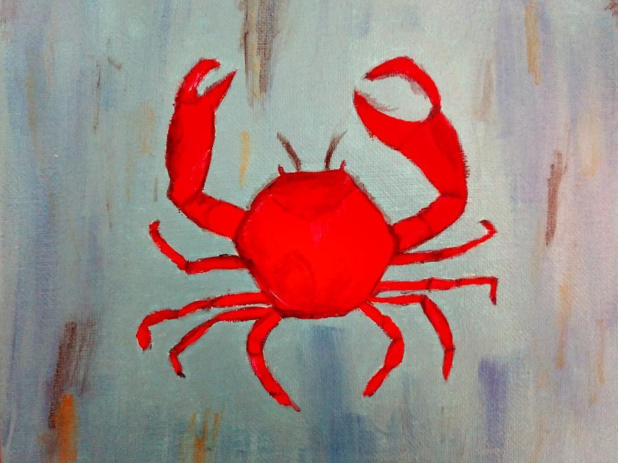 Sir Crab by April Clay