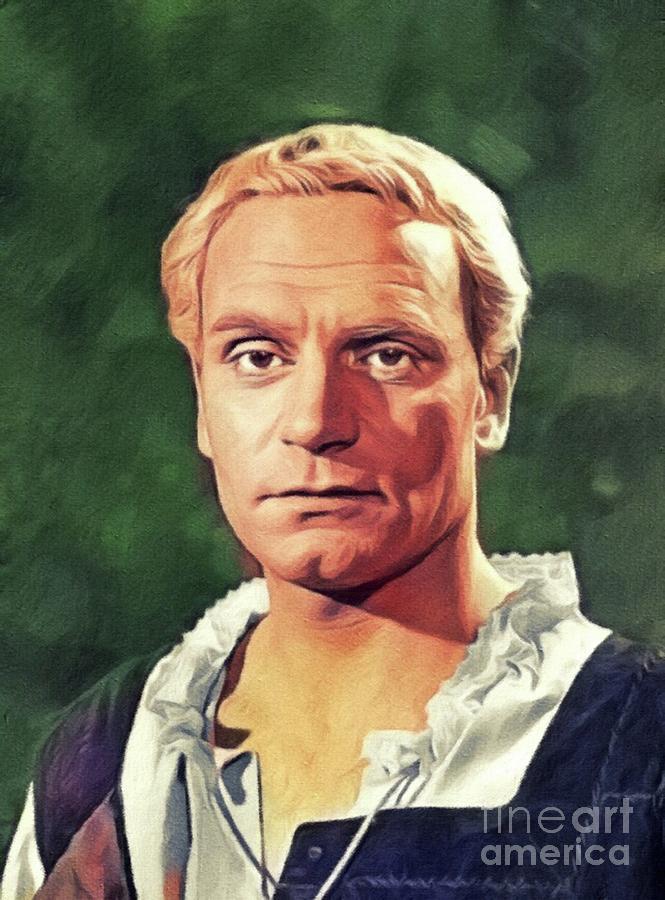 Sir Laurence Olivier Vintage Actor
