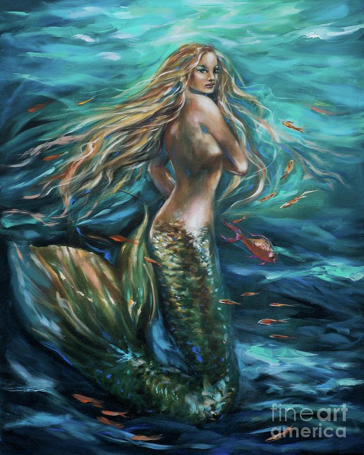 Siren Turnaround by Linda Olsen