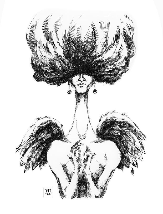 Siren by Yvonne Wright