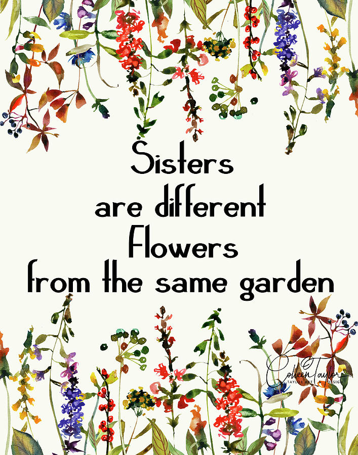 Sisters 2 by Colleen Taylor