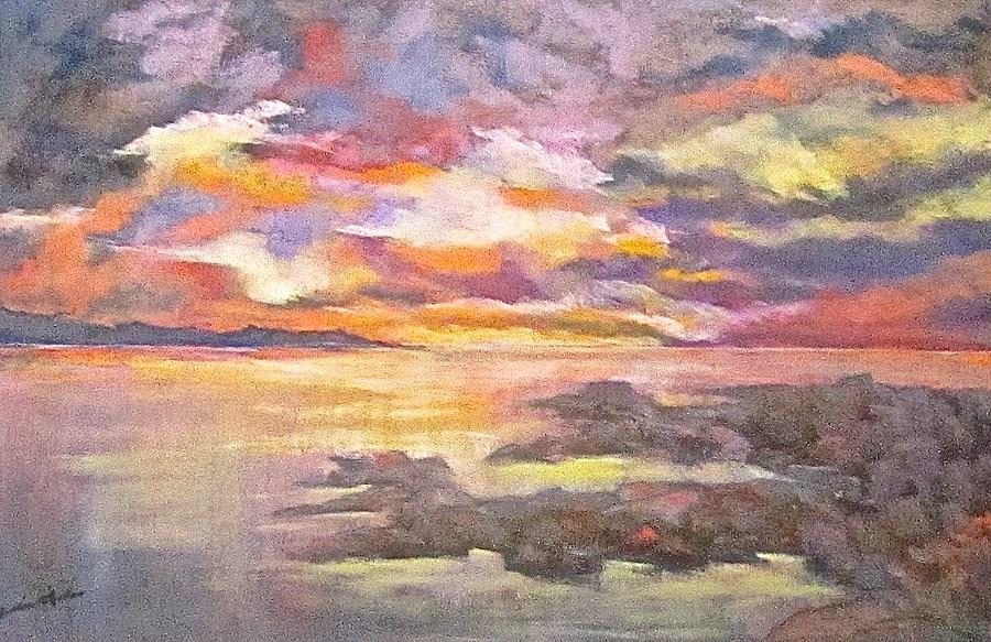 Six o'clock Sky by Barbara O'Toole