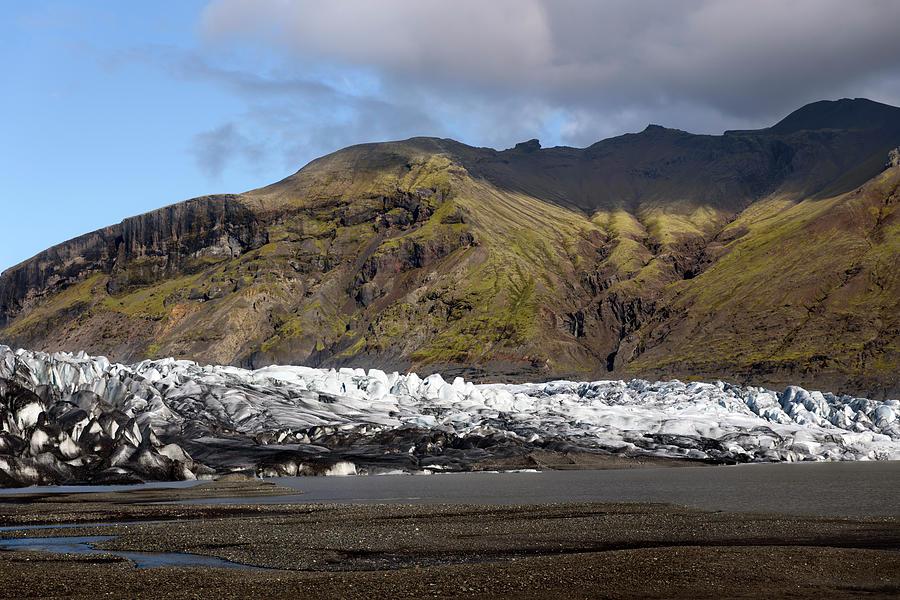 Skaftafellsjokull glacier by RicardMN Photography