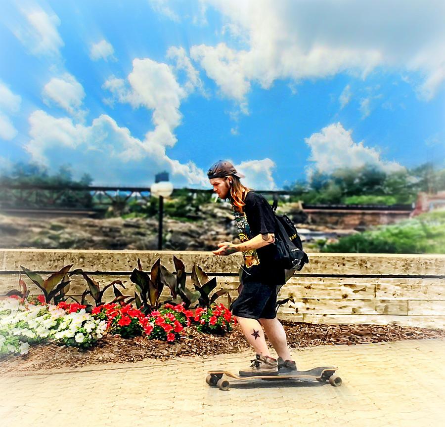 Skater Boi by Catherine Melvin