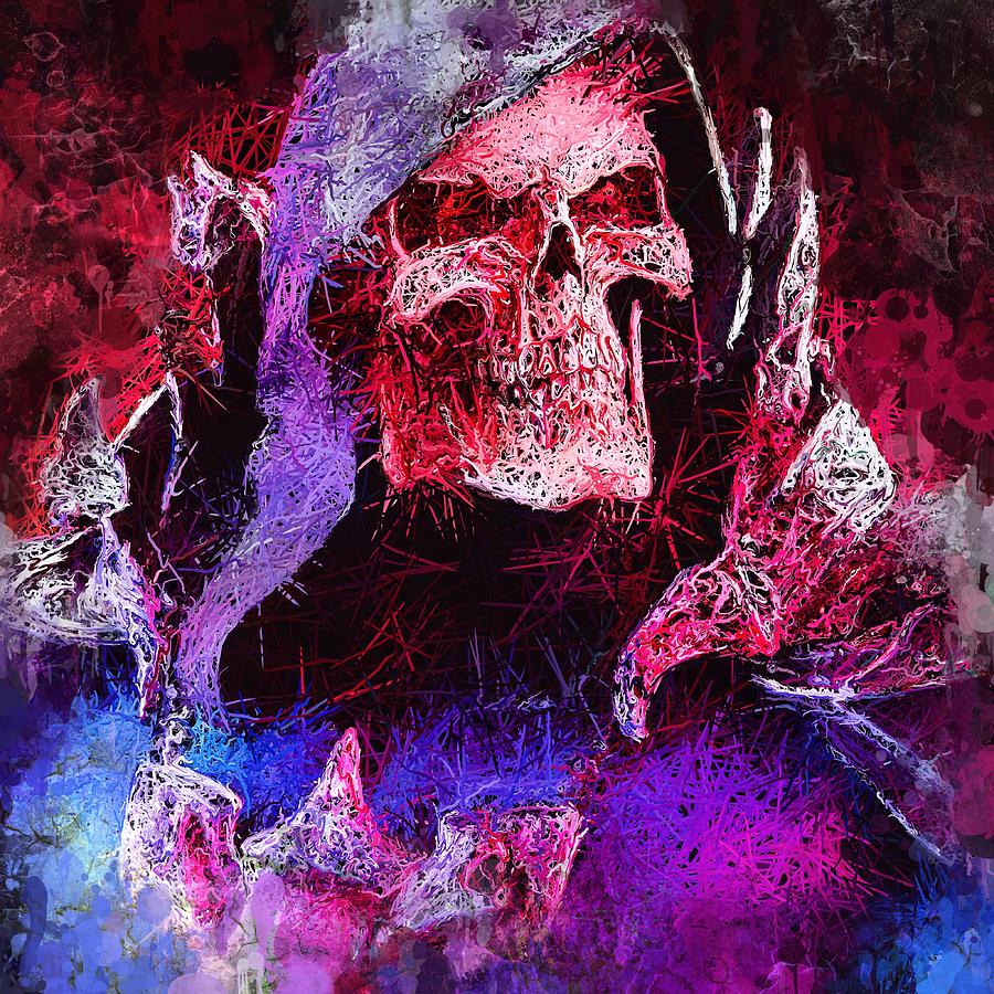 Skeletor by Al Matra