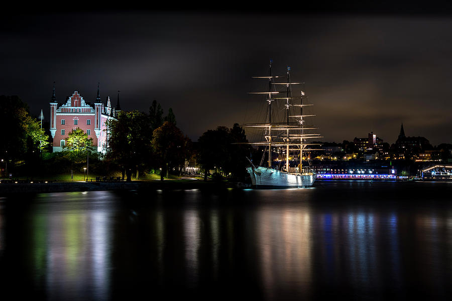 Skeppsholmen by David Morefield