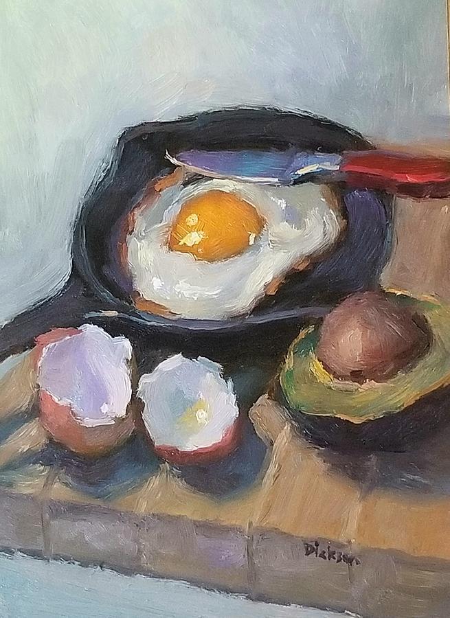 Skillet breakfast by Jeff Dickson